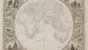 synonym for map how did christopher columbus affect the history of the united