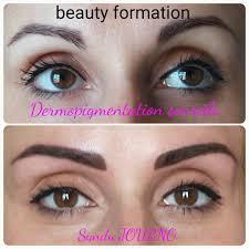 tatouage sourcils poil par poil formation maquillage permanent beauty formation