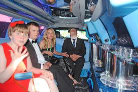 party bus prom oakwood court college