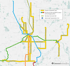 Chicago Bus Routes Map by Abrt Study Metro Transit