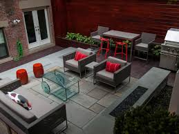 Patio Furniture For Small Spaces by 10 Ways To Make The Most Of Your Tiny Outdoor Space Hgtv U0027s