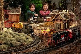 Family Garden Trains Holiday Train Show Press Room New York Botanical Garden