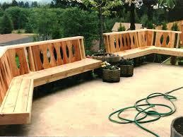 Build Deck Bench Seating Build Deck Bench Seating Deck Bench Seating Designs Patio And Deck