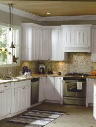 Kitchen Design Classic Kitchen White Cabinets Black Countertops Kitchens Kitchen Design