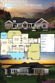 100 rambler plans decor rambler floor plans craftsman style
