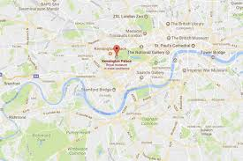 where is kensington palace where is nottingham cottage kensington palace map royal news