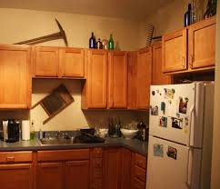 Decorating Top Of Kitchen Cabinets by Decorating Kitchen Cabinets Interior Of Home