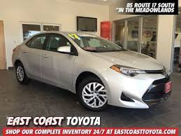 affordable used cars in wood ridge jersey east coast toyota