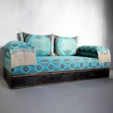marokkanische sofa orientalische marokkanische aus massivholz amana albazar