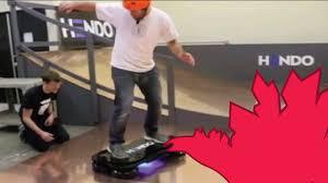 lexus hoverboard footage smartboard hoverboard youtube