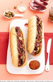 cuisine viennoise baguette viennoise nature bánh mì au pastrami a vos assiettes