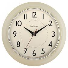 keep time under your control while cooking kitchen wall clocks