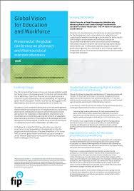 publications fip international pharmaceutical federation