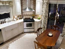 one wall kitchen layout ideas kitchen layout templates 6 different designs hgtv