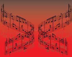 imagenes de notas rojas vector las notas rojas ilustración del vector ilustración de corte