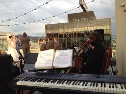 roosevelt halloween party 2017 roof top wedding hollywood roosevelt hotel elegant music