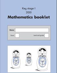 ks1 writing sats papers ks1 2001 maths sats youtube ks1 2001 maths sats