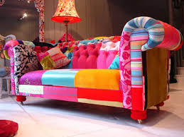 Modern Interior Design Trends Inspired By Patchwork Fabric - Sofa upholstery designs