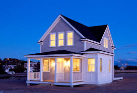 picture of our model cottage 2 bedroom oceanfront home in