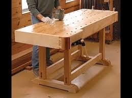 Woodworking Bench Plans Roubo by Workbench Plans Step By Step How To Build A Workbench Plans