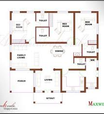 Kerala Home Plan Single Floor Bedroom Single Floor House Plans Home Decor 3 Bedroom Kerala House