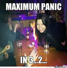 Panic Attack Meme - panic attack by boom meme center