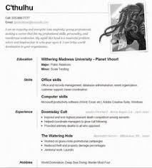 Sample Resume Online by Sample Resume Format For Fresh Graduates One Page Format Resume