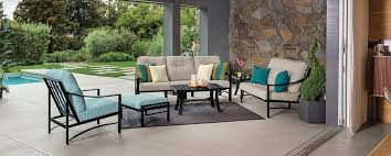 tropitone kenzo seating summer house patio