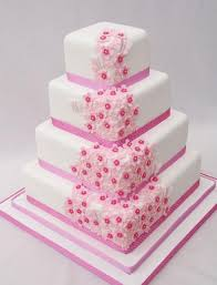Square Wedding Cakes Cheap Wedding Cakes For The Holiday Square Wedding Cakes With
