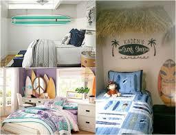 chambre surf déco chambre enfant avec planche de surf 50 inspirations surf