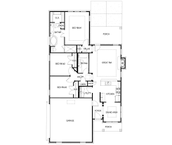 Floor Plans Narrow Lot Homes by 100 Narrow Home Floor Plans 46 Sqm Small Narrow House