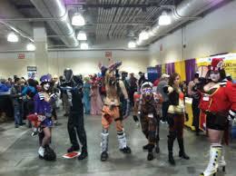 cartoon network convention scene