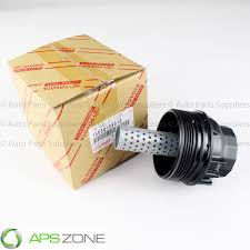 lexus gx470 oil filter location genuine toyota tundra lx570 oil filter housing cap holder oem