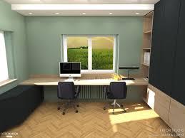 aménagement d un bureau à la maison aménagement décoration d 039 un bureau à strasbourg ektor