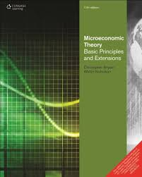 microeconomic theory basic principles and extensions 11th