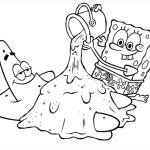 outstanding spongebob coloring books photograph awesome