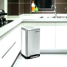 poubelle cuisine 20 litres poubelle 20 litres stunning maxus poubelle tri slectif x litres