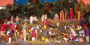 holidays in mexico and the history of the traditional nativity