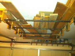 Ceiling Mount Storage by 37 Best Garage Ceiling Mounted Storage Images On Pinterest