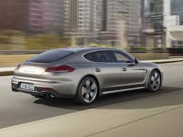 new porsche 4 door porsche ceo admits the panamera is ugly business insider