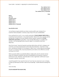 cover letter name sle application cover letter template
