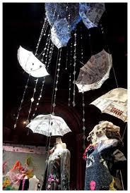 brilliant idea for a fashion show or viewing event decor ideas
