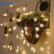 Snowflake Lights Outdoor Online Get Cheap Lighted Snowflake Decorations Aliexpress Com