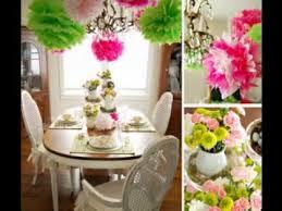 Easter Table Decor Creative Easter Table Decor Ideas Youtube