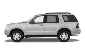 2010 ford explorer reviews and rating motor trend