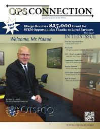 gvsu thanksgiving break ops connection august 2014 by otsego public schools issuu