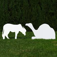 outdoor nativity set the and camel outdoor nativity store