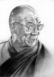 tenzin gyatso the 14th dalai lama all drawing drawing pixoto