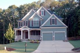 cheap 2 story houses 4 bedroom 2 bath colonial house plan alp 096y allplans