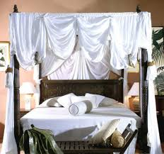 pure white bed canopy curtain idea paired with brown wooden large size pure white bed canopy curtain idea paired with brown wooden bedroom bench also decorative